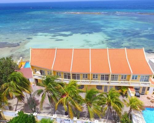 CASA Aruba Beach Chalet  # 4 The Ivory Pearl